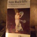 Les Mystères d'Udolphe - Ann Radcliffe